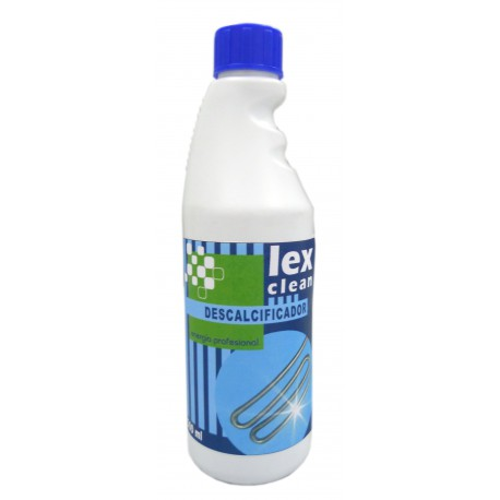 DESCALCIFICADOR 500 ML.
